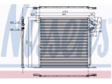 Конденсатор, кондиционер  Радиатор кондиционера MERCEDES Vito 110TD 2.3;113 2.0 95-  Размеры радиатора: 540 X 541 X 16 mm Материал: алюминий