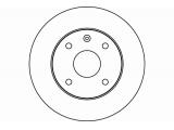 Тормозной диск  Диск тормозной передний вентилируемый  Тип тормозного диска: с внутренней вентиляцией Диаметр [мм]: 256 Высота [мм]: 47,2 Вес [кг]: 5,58 Толщина тормозного диска (мм): 24,0 Минимальная толщина [мм]: 22 Расположение/число отверстий: 04/05 Диаметр центрирования [мм]: 60 Ø фаски 2 [мм]: 114,3 Дополнительный артикул / Доп. информация 2: без ступицы Дополнительный артикул / Доп. информация 2: без колесной крепящей оси