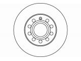Тормозной диск  Диск тормозной задний  Тип тормозного диска: полный Диаметр [мм]: 256 Высота [мм]: 48,4 Вес [кг]: 4,28 Толщина тормозного диска (мм): 12,0 Минимальная толщина [мм]: 10 Расположение/число отверстий: 05/10 Диаметр центрирования [мм]: 65 Ø фаски 2 [мм]: 112 Дополнительный артикул / Доп. информация 2: без ступицы Дополнительный артикул / Доп. информация 2: без колесной крепящей оси