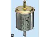 Топливный фильтр  Фильтр топливный  Исполнение фильтра: Прямоточный фильтр Наружный диаметр 1 [мм]: 56 Выпускн.-Ø [мм]: 8 Впускн. Ø [мм]: 8 Высота [мм]: 120