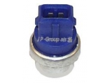 Температурный датчик охлаждающей жидкости  Датчик температуры охл.жидкости  Количество полюсов: 2 Маркировка цвета: синий