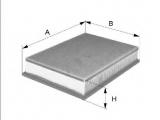 Воздушный фильтр    Длина [мм]: 322 Ширина (мм): 128 Высота [мм]: 65