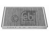 Фильтр, воздух во внутренном пространстве  Фильтр салонный OPEL ASTRA G/H  Длина [мм]: 297 Ширина (мм): 200 Толщина [мм]: 30 Материал: Активированный уголь Вес [кг]: 0,272 необходимое количество: 1