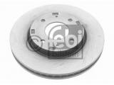 Тормозной диск    Внешний диаметр [мм]: 275,9 Ø фаски 2 [мм]: 114,3 Материал: сталь Количество отверстий: 4 Тип тормозного диска: с внутренней вентиляцией Сторона установки: передний мост Минимальная толщина [мм]: 24,4 Толщина тормозного диска (мм): 26 Вес [кг]: 6,18 необходимое количество: 2