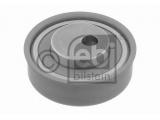 Натяжной ролик, ремень ГРМ    Ширина (мм): 18 Внешний диаметр [мм]: 55 Вес [кг]: 0,25 необходимое количество: 1