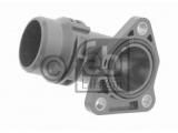 Фланец охлаждающей жидкости  Фланец системы охлаждения BMW M43 98-05 на ГБЦ передний  Материал: полимерный материал Вес [кг]: 0,078 необходимое количество: 1