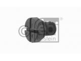 Болт воздушного клапана / вентиль, радиатор  Болт воздушного клапана М10х1  Длина [мм]: 10 Длина [мм]: 17,5 Внешняя резьба [мм]: M 10 x 1 Материал: полимерный материал Вес [кг]: 0,005 необходимое количество: 1