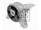 Подвеска, двигатель  Опора двигателя OPEL ASTRA/ZAFIRA 1.2-1.8 04> пер.прав.  Сторона установки: спереди справа Вес [кг]: 1,000 необходимое количество: 1