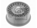 Паразитный / Ведущий ролик, зубчатый ремень  Ролик натяжителя OPEL ASTRAG/ZAFIRA/VECTRA/MERIVA 1.6/1.8  Ширина (мм): 23 Ширина (мм): 25 Внешний диаметр [мм]: 52,5 Внешний диаметр [мм]: 58 Материал: полимерный материал Вес [кг]: 0,080 необходимое количество: 1