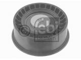 Паразитный / Ведущий ролик, зубчатый ремень  Ролик ремня ГРМ OPEL ASTRA/VECTRAZAFIRA/LACETTI обводной  Внутренний диаметр: 23 Внутренний диаметр: 25 Внешний диаметр [мм]: 62,5 Вес [кг]: 0,165 необходимое количество: 1