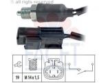 Выключатель, фара заднего хода  Колодки тормозные ALFA 145/146/FIAT BRAVO -01/PUNTO 01- передние