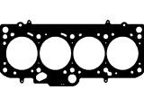 Прокладка, головка цилиндра  Прокладка ГБЦ AUDI/VW/SKODA/SEAT 1.6 95-  Количество отверстий: 2 Толщина [мм]: 1,2 Диаметр [мм]: 82,5 Конструкция прокладка: Прокладка металлическая уплотняющая только в соединении с: ZKS: 804.870