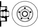 Тормозной диск  Диск тормозной задний  Тип тормозного диска: полный Диаметр [мм]: 245 Высота [мм]: 83,6 Вес [кг]: 5,4 Толщина тормозного диска (мм): 10 Минимальная толщина [мм]: 8 Расположение/число отверстий: 05/05 Диаметр центрирования [мм]: 45,2 Ø фаски 2 [мм]: 112 Дополнительный артикул / Доп. информация 2: cо ступицей Дополнительный артикул / Доп. информация 2: без колесной крепящей оси Номер технической информации: 98200 0721 0 1