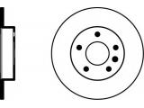 Тормозной диск  ДИСК ТОРМ.ЗАД.НЕ ВЕНТ.  Тип тормозного диска: полный Диаметр [мм]: 264 Высота [мм]: 42 Вес [кг]: 3,66 Толщина тормозного диска (мм): 10 Минимальная толщина [мм]: 8 Расположение/число отверстий: 05/06 Диаметр центрирования [мм]: 65,5 Ø фаски 2 [мм]: 106 Дополнительный артикул / Доп. информация 2: без ступицы Дополнительный артикул / Доп. информация 2: без колесной крепящей оси Номер технической информации: 98200 0921 0 1