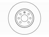 Тормозной диск    Тип тормозного диска: с внутренней вентиляцией Диаметр [мм]: 280 Высота [мм]: 43,2 Вес [кг]: 6,5 Толщина тормозного диска (мм): 25,0 Минимальная толщина [мм]: 22 Расположение/число отверстий: 06/07 Диаметр центрирования [мм]: 60 Ø фаски 2 [мм]: 100 Дополнительный артикул / Доп. информация 2: без ступицы Дополнительный артикул / Доп. информация 2: без колесной крепящей оси Номер технической информации: 98200 1293 0 1