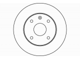Тормозной диск  ДИСК ТОРМОЗНОЙ ПЕРЕДНИЙ  Тип тормозного диска: с внутренней вентиляцией Диаметр [мм]: 256 Высота [мм]: 47,2 Вес [кг]: 5,58 Толщина тормозного диска (мм): 24,0 Минимальная толщина [мм]: 22 Расположение/число отверстий: 04/05 Диаметр центрирования [мм]: 60 Ø фаски 2 [мм]: 114,3 Дополнительный артикул / Доп. информация 2: без ступицы Дополнительный артикул / Доп. информация 2: без колесной крепящей оси Номер технической информации: 98200 1336 0 1